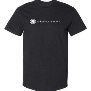 Nordhavn T-shirt (New logo)
