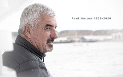 Paul Hutton 1959 – 2020