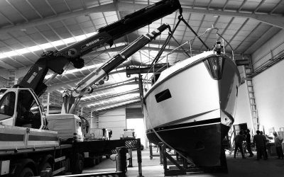 N41 hull #3 is ready to ship!