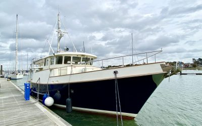 P.A.E. Opens East Coast Office For Nordhavn