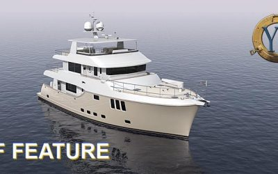 Yacht Forums: Third Nordhavn N80 Under Construction