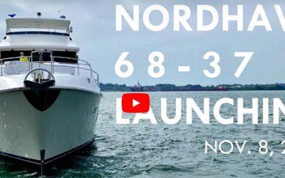 Nordhavn 6837 Launched
