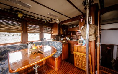 Salvaging a Nordhavn 46: the (nitty) gritty details