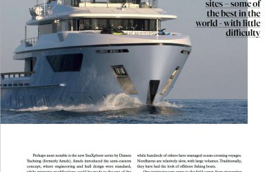 Asia-Pacific Boating: Going the Distance