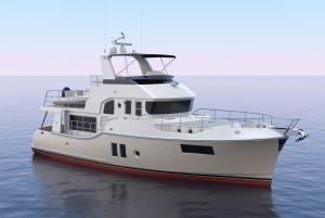 Cruising Odyssey: Nordhavn Building All-New 51 Long-Range Cruiser