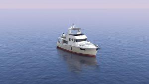 Ocean Navigator: Pacific Asian Enterprises, Inc. (PAE) announces new Nordhavn 51
