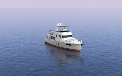 Ocean Navigator: Pacific Asian Enterprises, Inc. (PAE) announces new Nordhavn 51