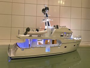 A model Nordhavn