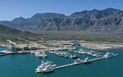 Nine Nordhavns converge in the Sea of Cortez
