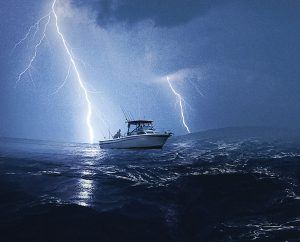 Boating: What to do in a Lightning Storm on a Boat