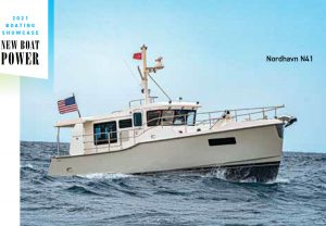 Pacific Yachting: Nordhavn 41