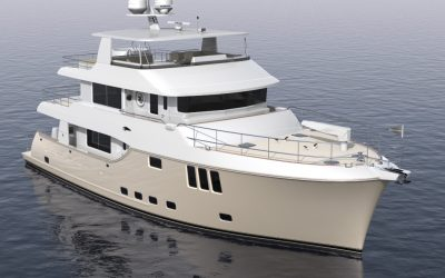 Nordhavn Webinar Series: The brand new Nordhavn 80
