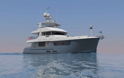 Yacht Forums: New N71 From Nordhavn
