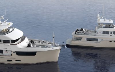 Nordhavn announces the N625 and the N71