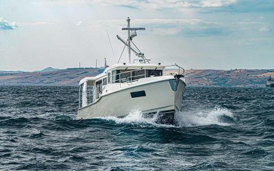 Powerboat World: Next Nordhavn Open House happening March 19-21 in Seattle