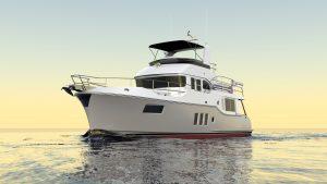 Motorboat & Yachting: Nordhavn 51 first look: Turn-key trawler yacht promises globetrotting adventures