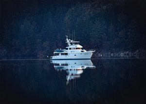 N68-38 delivery: Seattle, WA to Ketchikan, AK – N60 MY SERENADE in Montague Harbour, B.C, Canada