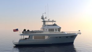 Introducing the brand new Nordhavn 625: a twist on the proven Nordhavn 60 hull.