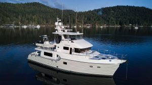 N68-38 delivery: Seattle, WA to Ketchikan, AK – Nordhavn 68 DAYBREAK in Montague Harbour, Canada