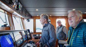 N68-38 delivery: Seattle, WA to Ketchikan, AK. N68 crew – Don Kohlmann, Jim Leishman and Parker Hadlock.