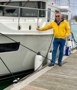 Aquaholic Yacht Tour: Nordhavn N41