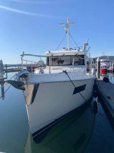 Nordhavn 4102 – Dana Point, CA to Anacortes, WA – 4-19-21