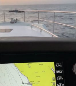 N4102 – Dana Point, CA to Anacortes, WA – 4-15-21