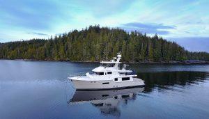 N68-38 delivery: Seattle, WA to Ketchikan, AK. N68 DAYBREAK in Blunden, B.C