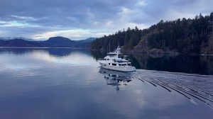 N68-38 delivery: Seattle, WA to Ketchikan, AK. N68 DAYBREAK in Gowlland, B.C