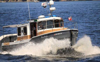 New listing: Tug Ranger 31 Moonshadow