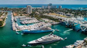 Fort Lauderdale International Boat Show, Fort Lauderdale, FL – October 27-31, 2021
