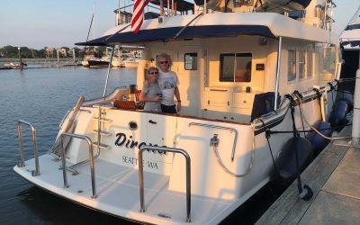 Cruising Odyssey: After Four Years, Dirona Comes Home to U.S.