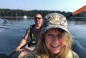Part 2 ~Crossing To Vancouver Island and heading South in Johnstone Strait – on our Nordhavn40