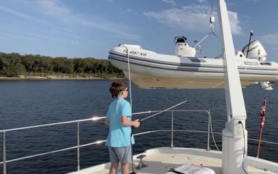 Cruising Odyssey: Teenager Writes About Living on Nordhavn 47
