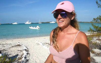 Boating to The Aquarium- Bahamas National Park EP. 47