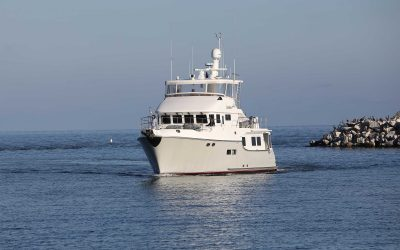 N64 GRANKITO arrives in Dana Point from Chile