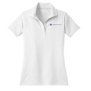Ladies Sport-Tek Micropique Sport-Wick 100% Polyester Polo
