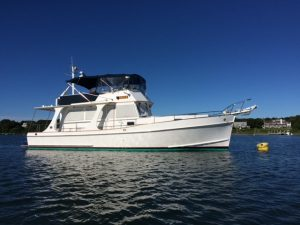 """Grand Banks 46 Europa 2001 """"Lilly B"""""""