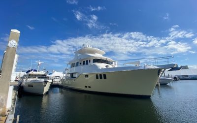 N41 & N80 all moved into their slips at FLIBS today!